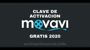 Clave de activación Movavi totalmente gratis [2021]