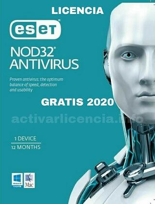 licencias eset nod32 2021