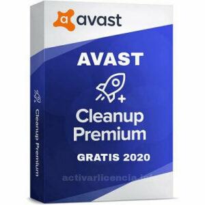Activar licencia Avast Cleanup Premium 2021 gratis [Serial+Crack]