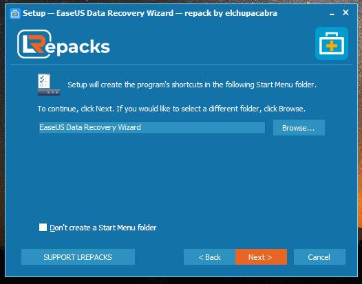 Activar EaseUS Data Recovery Wizard 2021