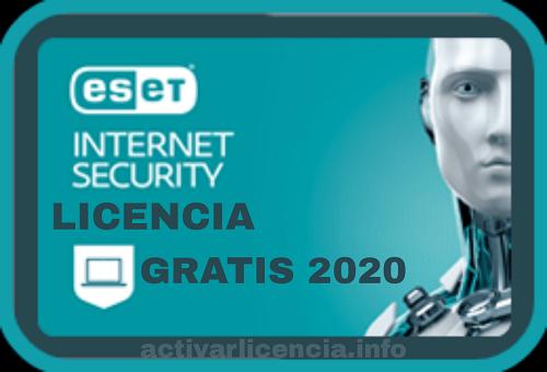 Licencias para activar ESET Internet Security Gratis de por vida [2021]