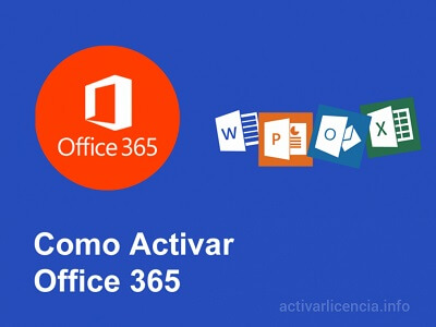 Activar licencia office 365 permanente