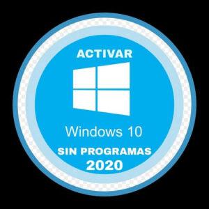 Cómo activar Windows 10 sin programas y para siempre