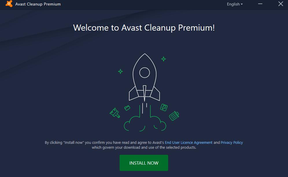 activar Avast Cleanup Premium
