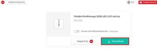 activar MindManager Full 2020