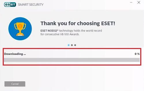 ESET Smart Security Premium instalar