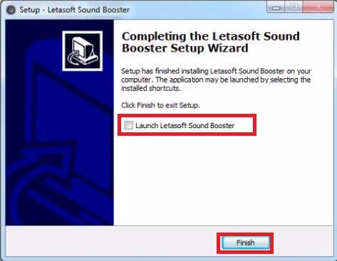 Letasoft sound booster install