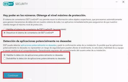 licencias ESET Internet Security