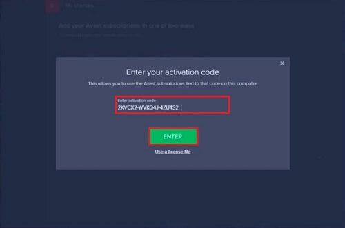 activar Avast Secureline VPN 2