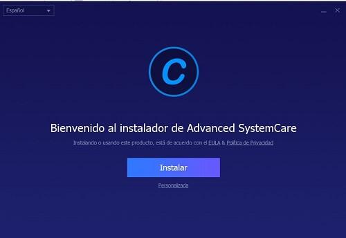 Advanced Systemcare 12 full instalador
