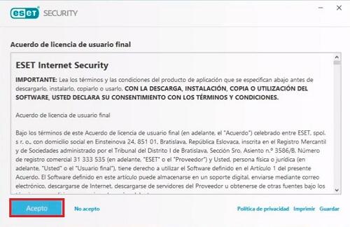 claves de Licencias ESET Internet Security Gratis
