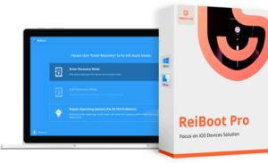 Tenorshare ReiBoot Pro gratis full 2020