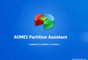 Activar Licencia Aomei Partition Assistant Full Crack